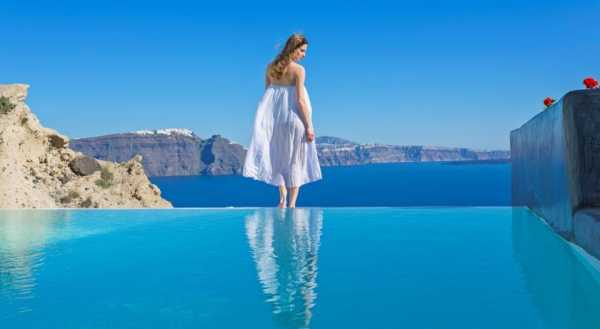 Santorini Oia Hotels Andronis