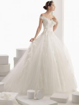 Corte tipo Ball Gown